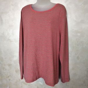 Old Navy Long Sleeve Cotton Blend Tee  XXL